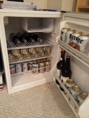 Stocked Fridge