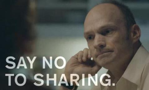 Say No To Sharing