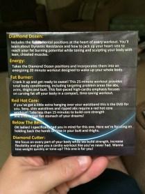 DDP Yoga - Discs 1 & 2 Back