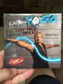 DDP Yoga - Discs 1 & 2 Front