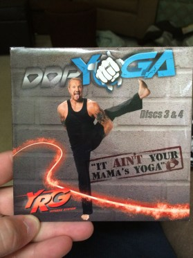 DDP Yoga - Discs 3 & 4 Front