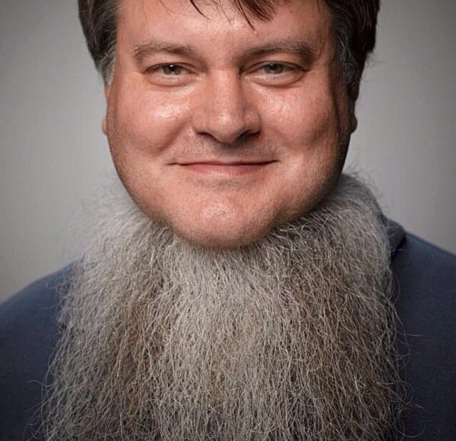 Neck Beard Guy