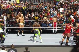WrestleMania 31 - 4-Way Tag Match