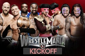 WrestleMania 31 - Fatal 4-Way
