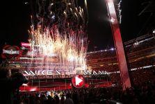 WrestleMania 31 - Fireworks
