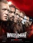 WrestleMania 31 Poster
