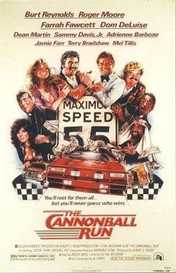 The Cannonball Run (1981)
