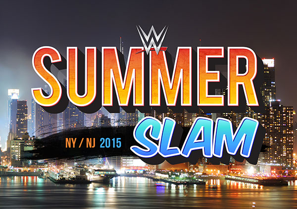 SummerSlam 2015 – Poorly Booked Main Events