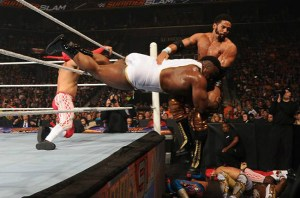 SummerSlam - Fatal 4 Way Tag Match