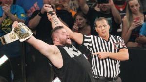Night of Champions - Owens v Ryback