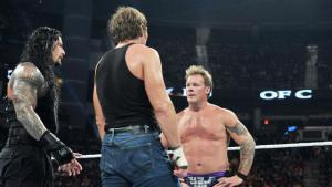 Night of Champions - Wyatts v SHIELD & Jericho