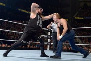 Survivor Series 2015 - Owens vs Ambrose