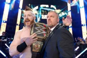 Survivor Series 2015 - Reigns vs Sheamus
