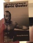 The Belligerent Book Of Movie Quotes
