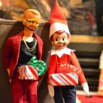 The Naughty Elf On The Shelf