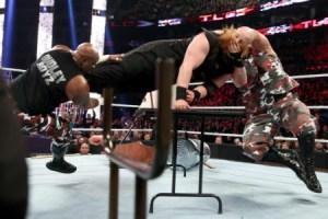 TLC 2015 - ECW vs Wyatts
