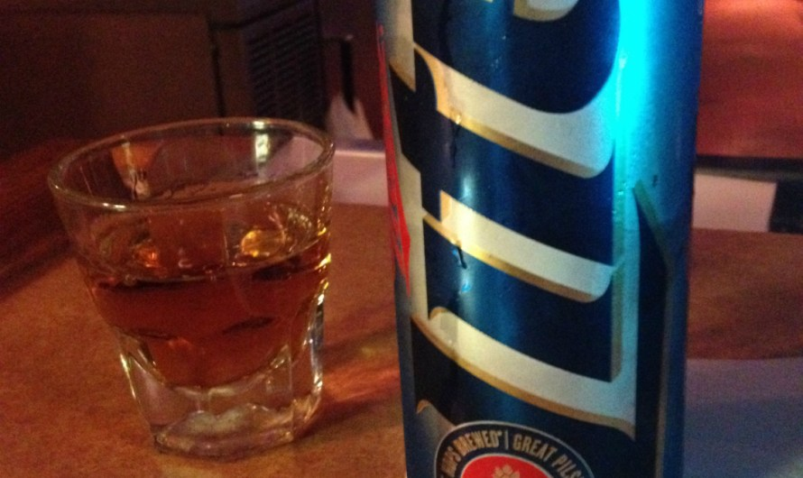 Bump & A Beer – Fat Tony's – Kalamazoo, MI