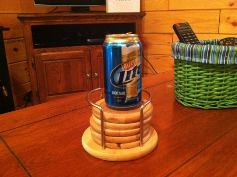 Beer Shots - Hocking Hills, OH