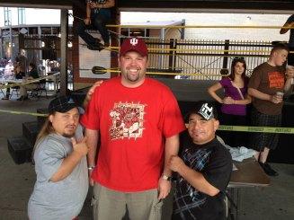 Chewie & The Midgets - Midget Wrestling 2012