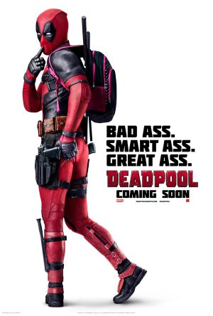 Deadpool Alt Poster