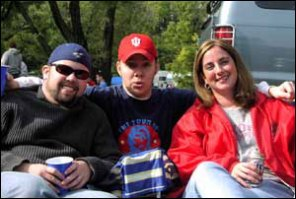 Indiana University Homecoming 2002 (18)