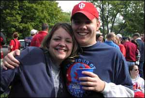 Indiana University Homecoming 2002 (9)