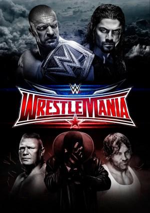 WrestleMania 32 Poster