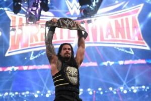 WrestleMania 32 - Reigns vs Triple H