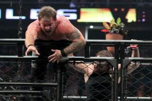 Extreme Rules 2016 - Jericho vs Ambrose