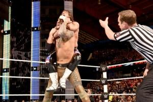 Payback 2016 - Dolph Ziggler vs Baron Corbin