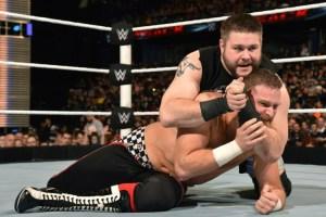 Payback 2016 - Kevin Owens vs Sami Zayn
