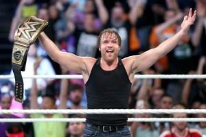 MITB 2016 Dean Ambrose vs Seth Rollins