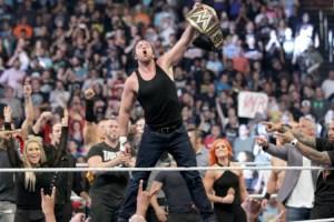 Battleground (2016) - Ambrose Retains