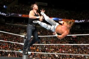 SummerSlam (2016) - Ambrose vs Ziggler