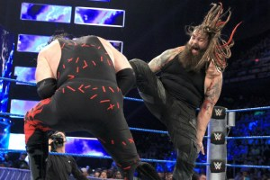 Backlash (2016) Wyatt vs Kane