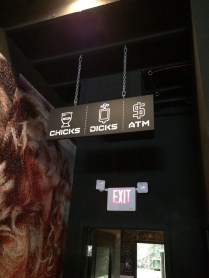 Wrestlemania 32 Weekend - 16-Bit Bar - Chicks, Dicks & ATM