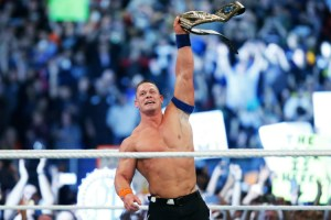 Royal Rumble 2017 John Cena