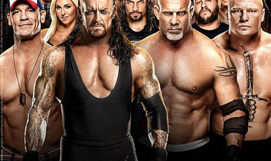 Royal Rumble (2017) – Cena Ties Flair