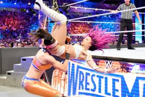 WrestleMania 33 - Raw Women