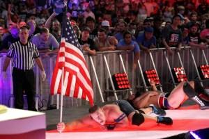 Battleground 2017 - Cena vs Rusev