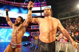 Battleground 2017 - Great Khali