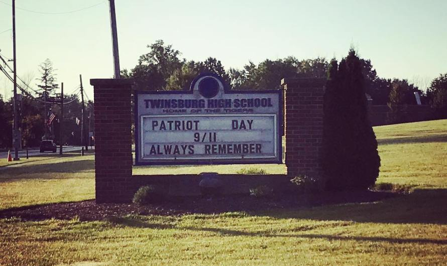 Patriot Day 2017 – 16 Years Later I Remember