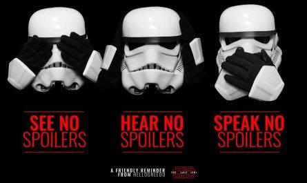 The Last Jedi - No Spoilers