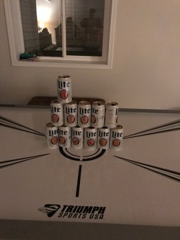 WrestleMania 33 Beeramid Row 3