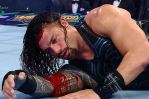 WrestleMania 34 - Bloody Reigns