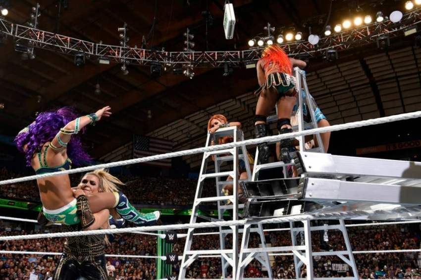 Money In The Bank (2018) Women's Match