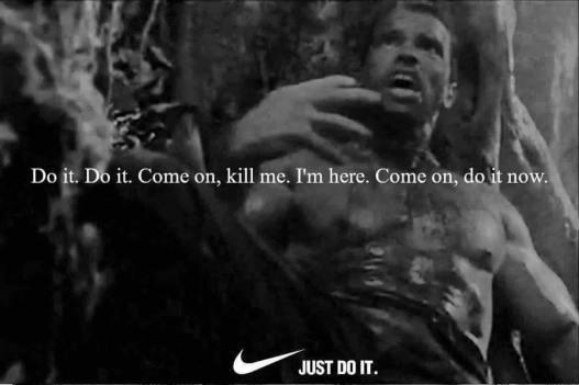 Just Do It - Predator