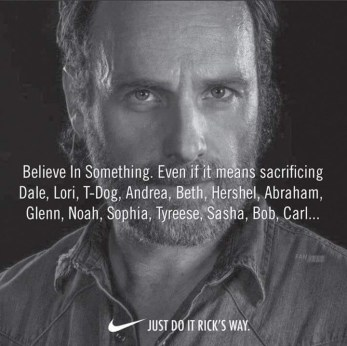 Just Do It - Rick Grimes