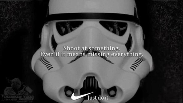 Just Do It - Stormtrooper
