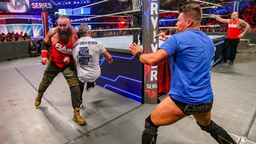 Survivor Series (2018) - Men's SS Match